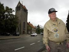 Overleden bevrijder Bill Galbraith (97) haalde zijn kogel uit de kerk