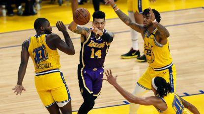 Lakers hebben LeBron James niet nodig om te winnen van Golden State