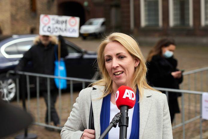 SP-leider Lilian Marijnissen.