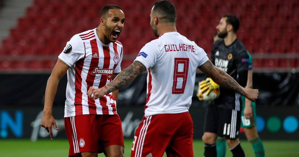 Olympiakos beleeft pijnlijke generale voor Europa League-ontmoeting met PSV - AD.nl