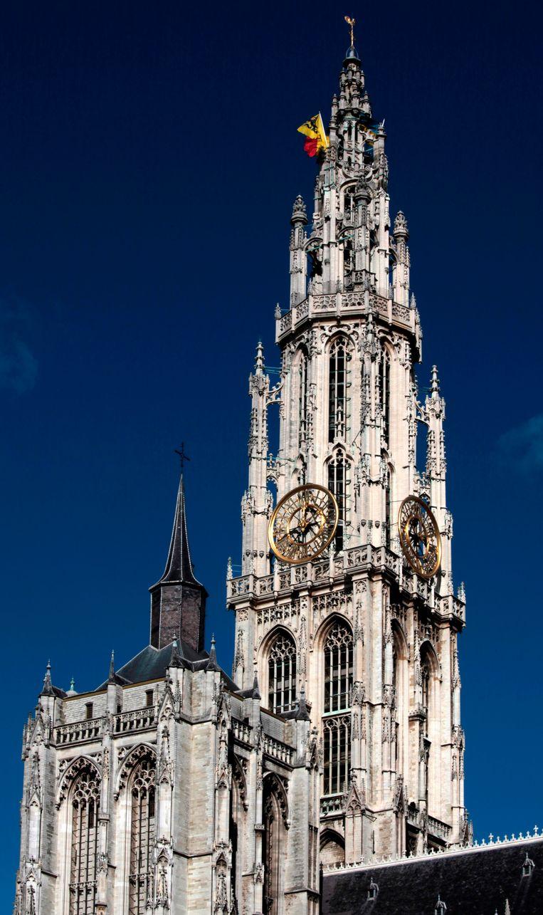 De kathedraal van Antwerpen.  Beeld BELGAIMAGE