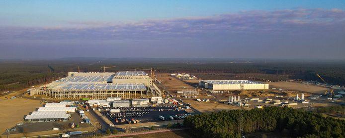 Tesla bouwt momenteel een eerste gigafactory in Europa, niet ver van Berlijn (Duitsland).