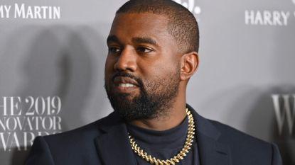 Kanye West geeft voorsmaakje van nieuw album