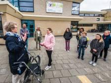 Basisschool de Triangel krijgt bedankjes van woonzorgcentrum de Hatteler: 'Het doet veel met me'
