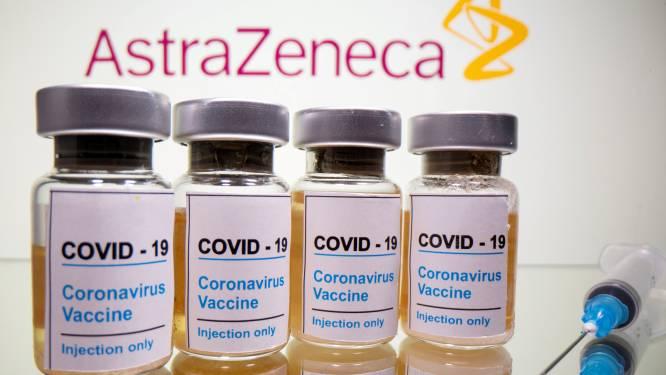 """Europese Commissie na overleg: """"Nog geen antwoorden van AstraZeneca, maar toon is verbeterd"""""""