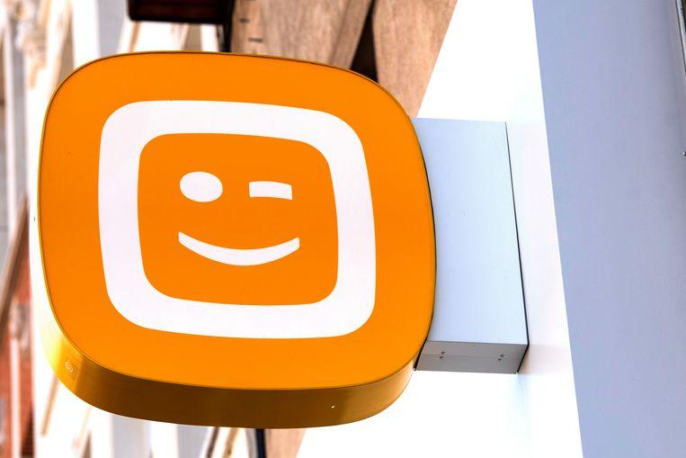 Het logo van Telenet. Beeld Photo News