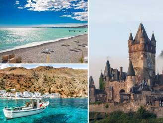 VAKANTIEVINDER SUPERTIPS. 8 dagen genieten van de Côte d'Azur voor 124 euro: dit zijn de beste vakantiedeals van het moment