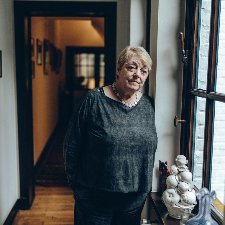 Annemie Neyts (Open Vld): 'Ik denk helemaal niet dat we weer vertrokken zijn voor een regeringsvorming van 541 dagen. Niemand heeft daar nog zin in.'  Beeld Thomas Sweertvaegher