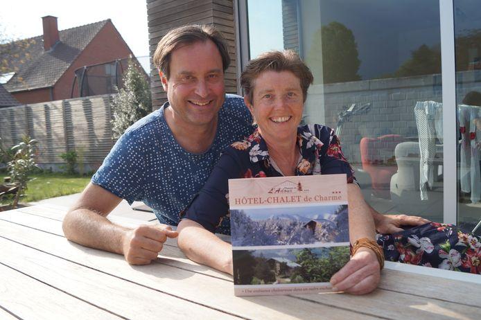 Ilse Coghe en Peter Anckaert beginnen een nieuw leven in Frankrijk