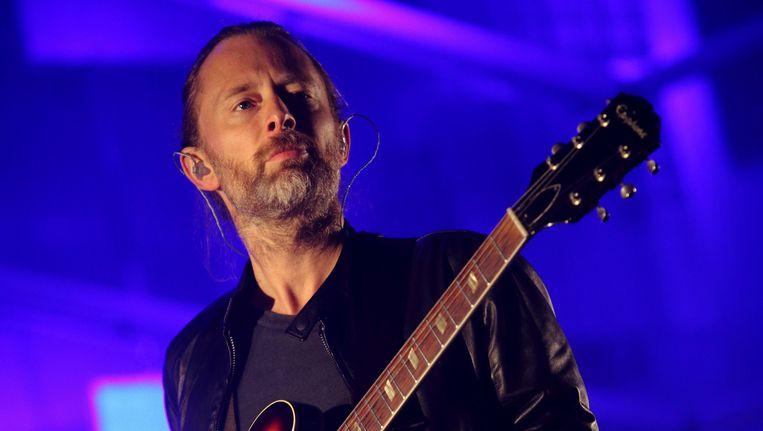 Thom Yorke. Beeld AP