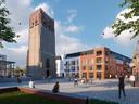 Architect Geert Bosch van HilberinkBosch Architecten tekende voor het ontwerp van De Raadskamer in Sint-Michielsgestel.