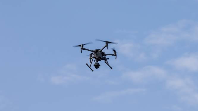 Vliegende drones ingezet in de strijd tegen vervuiling in de Rotterdamse haven