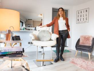 Van accountmanager tot schoonheidsspecialiste: pas omgeschoolde Mica (30) heropent browbar