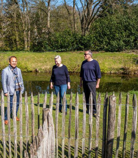 Trubbels in het paradijs in Waalwijk: 'ineens' twee villa's en een brug voor je neus