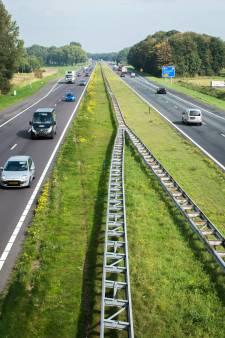 Oss, Wijchen en Beuningen: 'snelheid op A50 terug naar 100 per uur'
