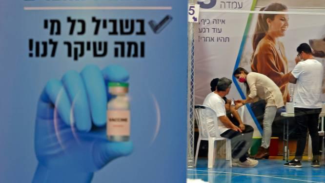 Israëlische studie: aantal symptomatische Covidgevallen daalt met maar liefst 94 procent na toediening Pfizervaccin