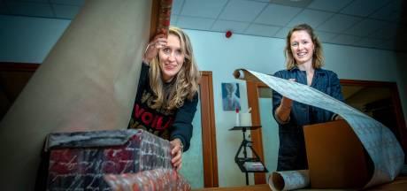 Ho Ho Ho. Kleine ondernemers Maas en Waal netwerken via een kerstpakket