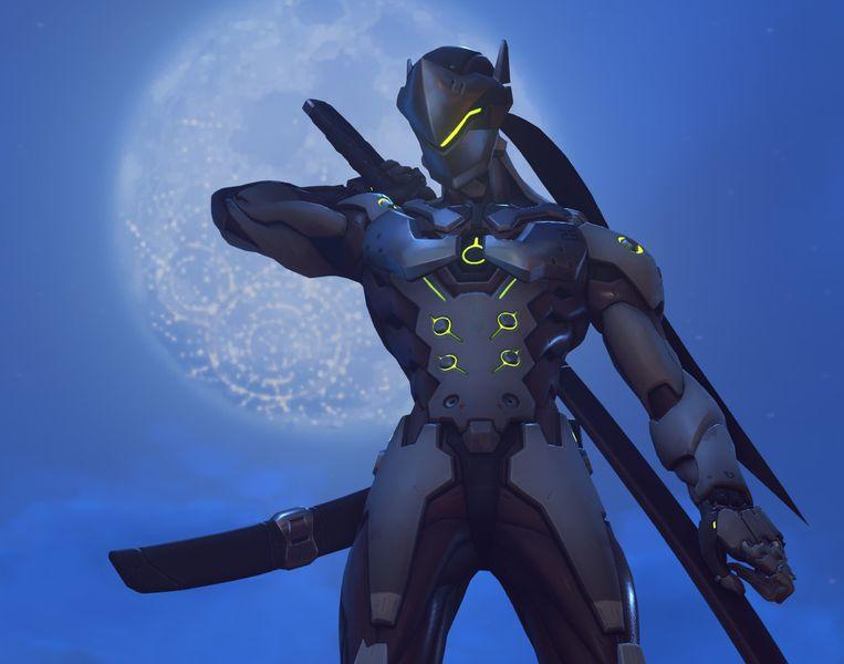 Overwatch. Beeld Blizzard Entertainment
