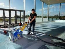 Biesbosch MuseumEiland Werkendam tijdelijk dicht voor reparatie vloer