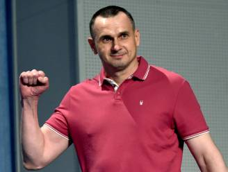 Oekraïense cineast neemt mensenrechtenprijs EU in ontvangst