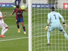 LIVE | Grote kans Barcelona, Coutinho kopt rakelings naast