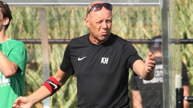 Sparta Heestert met een EK Zomerbar en wedstrijd tussen oud-spelers die Kurt Hugelier als trainer hadden
