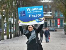Annette wint een jaar lang gratis leven