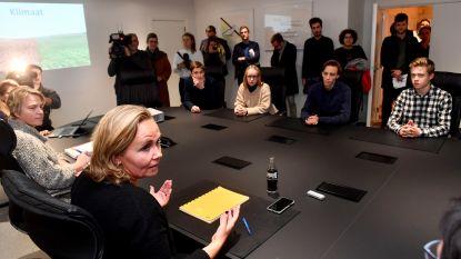 Klimaatjongeren tevreden over gesprek met Vlaamse regering, maar spijbelacties worden niet stopgezet