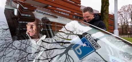 Genoeg invalidenparkeervakken in Waalwijk ... als je het centrum kunt halen
