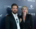Stijn Cole en Ruth Becquart