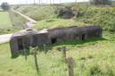 Bunker 621, waaraan vermoedelijk ook gevangenen van het Aussenkommando Moerdijk hebben gewerkt.