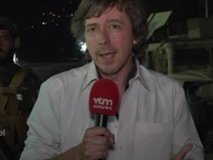 """Des talibans armés encerclent un journaliste belge pendant son direct à Kaboul: """"C'est très oppressant"""""""