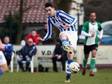 Ramon (23) is bij Zwartewaal de penaltyspecialist