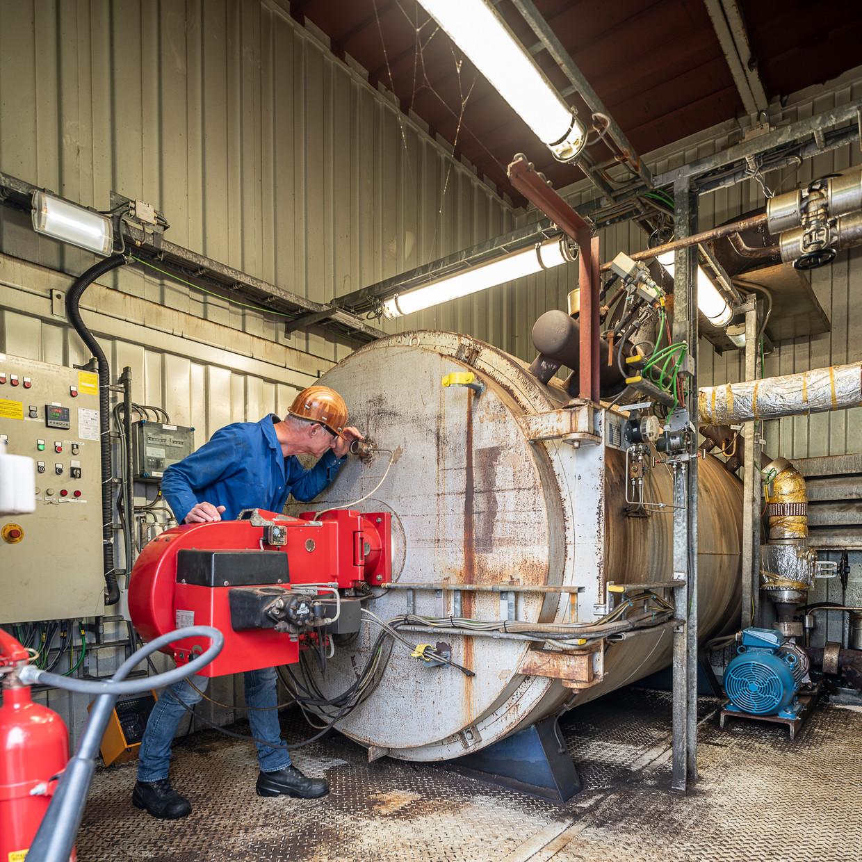 DeVolkskrant: In Veendam drogen ze zout straks met waterstof.