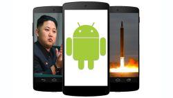 Noord-Korea heeft nieuw wapen: cyberaanvallen via Android