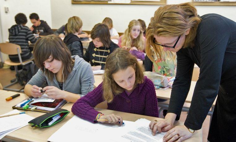 Leraren vinden gevoelige thema's lastig te bespreken