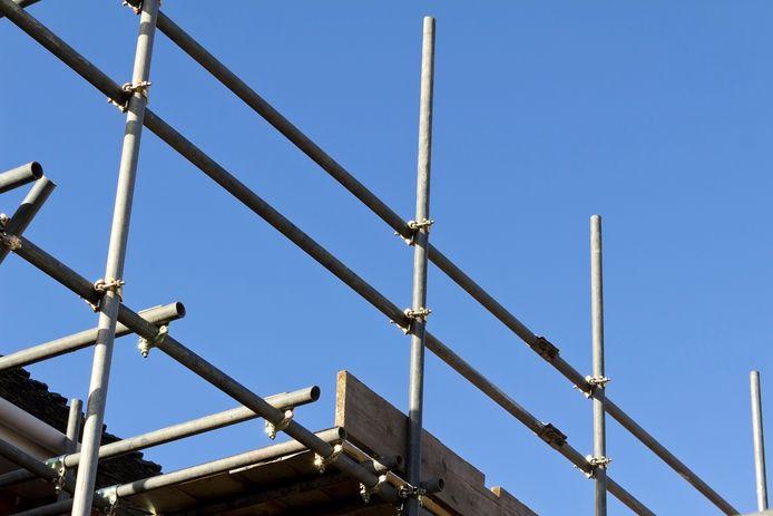 Woningbouw is geen dagelijkse kost in Langeweg. Maar er zijn vijftien nieuwe huizen in zicht.