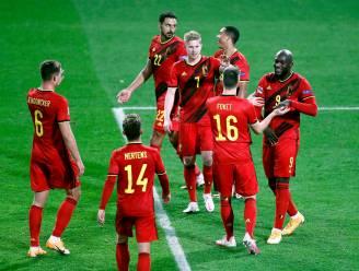 België treft Wales, Tsjechië, Wit-Rusland en Estland in race naar WK 2022