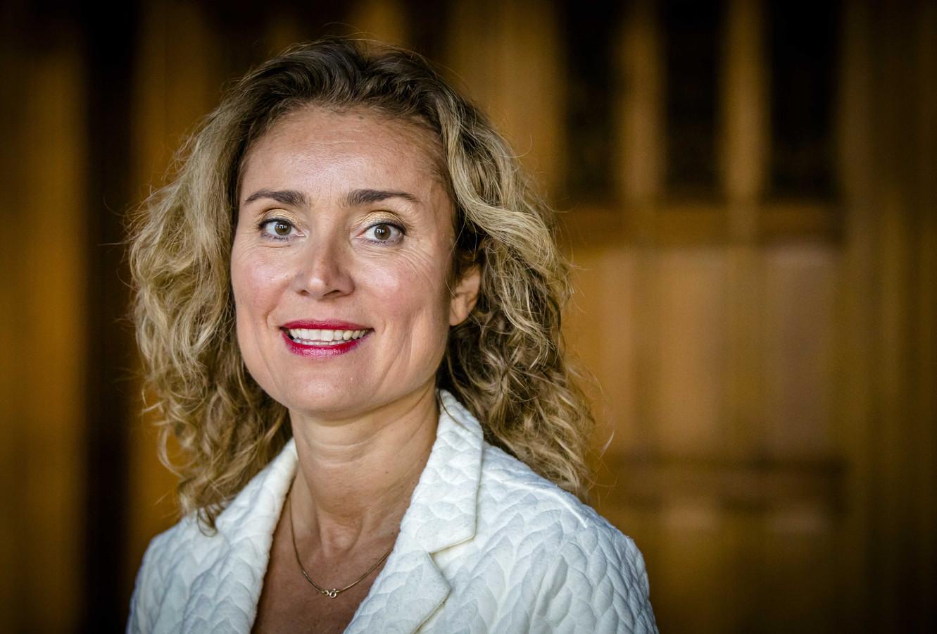 Vera Bergkamp (D66)