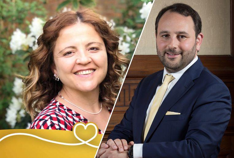 Sevilay Altintas is het hoegenaamd niet eens met de uitspraak van haar partijgenoot Michael Freilich. Beeld rv/Belga