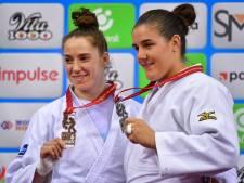 Judoka Guusje Steenhuis: 'Best irritant dat het continu over de tweestrijd gaat'