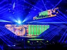 Songfestival voorzien van gebarentolken en audiodescriptie