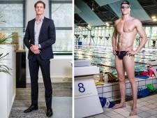 Topzwemmer Thom de Boer: overdag vastgoedman, 's avonds jagend op olympisch goud