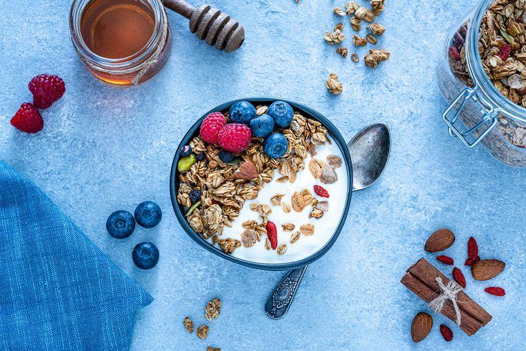 Griekse yoghurt Beeld Getty Images