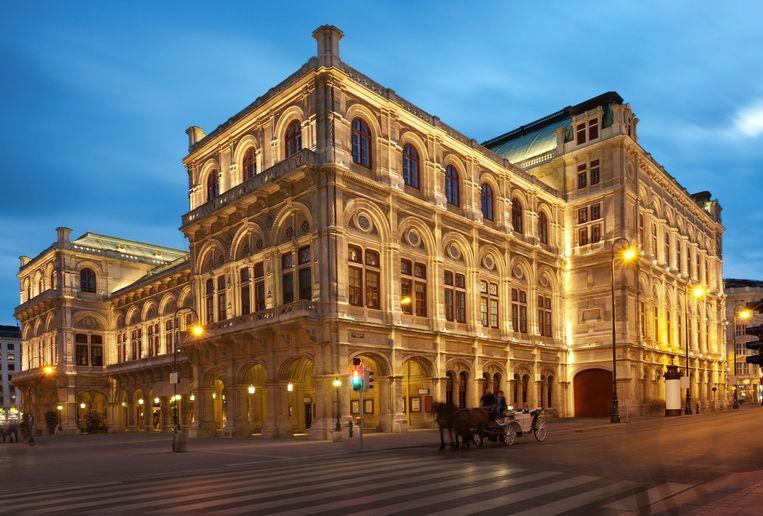 De Weense Staatsopera