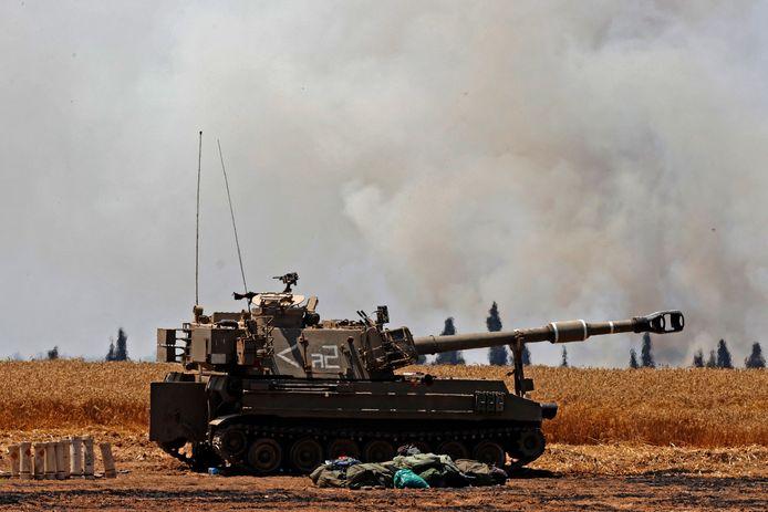 De aanval op het tunnelnetwerk van Hamas duurde veertig minuten, hoe groot de schade is onbekend.