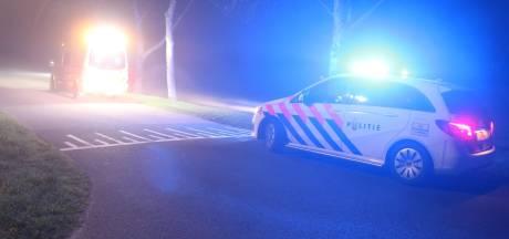 Fietser belandt in ziekenhuis na nachtelijke valpartij in Rijssen