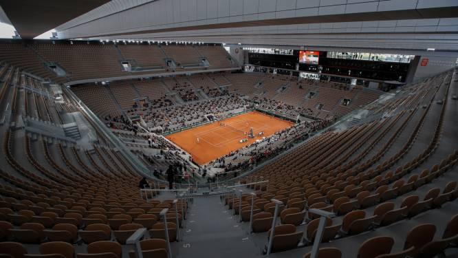"Tennissers boos na uitstel Roland Garros: ""Straf dat we dit via sociale media moeten vernemen"""