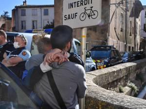 """""""Il rigolait dans la rue alors qu'elle était là, sous ses pieds"""": proches et connaissances d'Aurélie Vaquier sous le choc"""