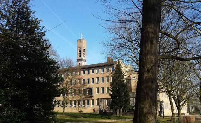 Het gemeentehuis van Renkum.